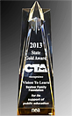 2013 CTA Trophy for public education