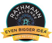 Vision To Learn is the 2016 recipient of the Rathman Challenge Even Bigger Idea