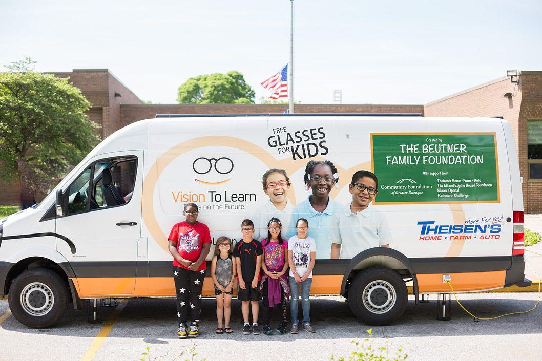 Iowa mobile clinic