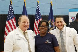 City of Detroit Partners with Vision To Learn to Provide Free Eye Exam and Glasses to Detroit Students