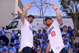 Vision To Learn and Los Angeles Dodgers Foundation Celebrate Five Years Providing Students with Free Eye Exams and Glasses