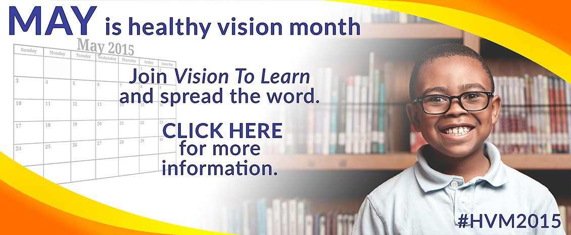 Healthy-Vision-Month