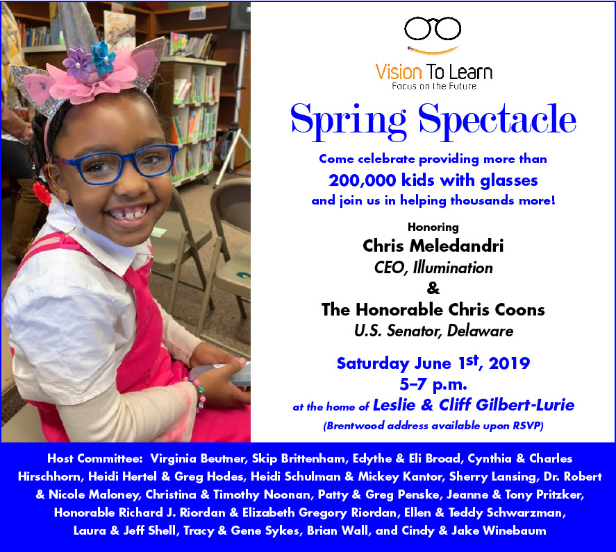 Join us at the Spring Spectacle June 1st