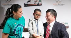 Vision To Learn Provides Free Vision Screenings,  Eye Exams and Glasses to Students in Atlanta Public Schools