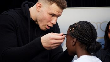 Blake Griffin, Clippers Foundation, LAUSD, and VTL: A Slam Dunk!