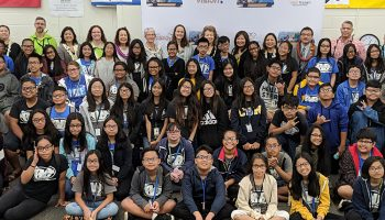 Statewide expansion celebrated at Dole Middle School in Honolulu, HI, February 19, 2019.