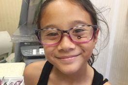 Vision To Learn, Project Vision and Kauai Mayor Carvalho distribute free glasses to Kau-ai keiki
