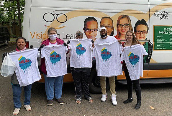 Vision To Learn has partnered with Heal Charlotte