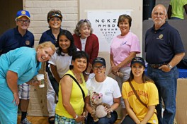Vision to Learn partners with The Rotary