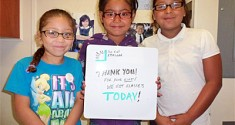 A successful summer bringing glasses to kids