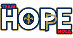 Team Hope NOLA logo