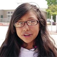 Jocelyn, student in Oakland, CA