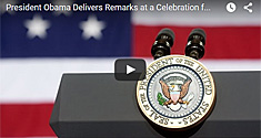 Vision To Learn Recognized in White House Ceremony